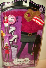 Harumika  Sale (napudollworld) Tags: fashion toys us ken barbie pack r clearance exclusive outfits mattel harumika