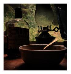 (talimelekalikimaka) Tags: dinner square campout bourbon schoonergulch