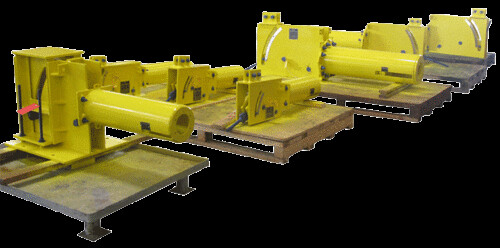 Constant Spring Supports with Corrosion Resistent Coating