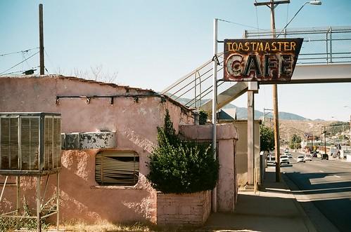 toastmaster cafe, globe az