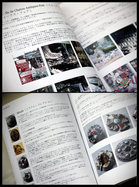 Inside view of the book.