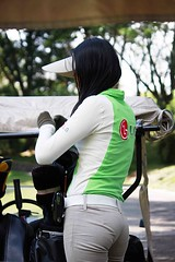 Rancamaya golf (Mangiwau) Tags: girls hot girl female club golf indonesia asian view country butt rear jeans butts golfing rearview tight indonesian caddy bogor caddies antero cewek rancamaya indodrill