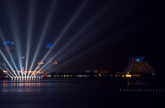 The Game is On! (puthoOr photOgraphy) Tags: lighting dk nightshots doha lightroom westbay d90 adobelightroom dohabay amazingqatar puthoor asianfootballgames gettyimagehq