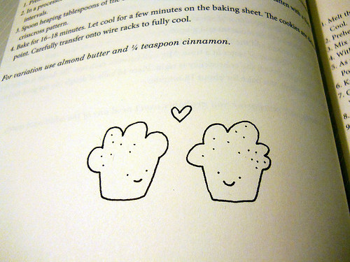 Lickin' the Beaters Cookbook Volume 2 - Luv Muffins