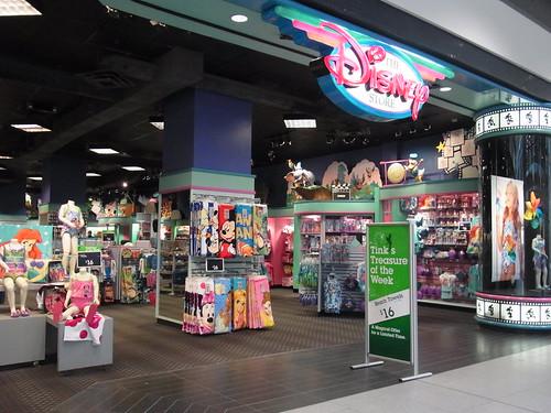 Disney Store @ Eaton Centre