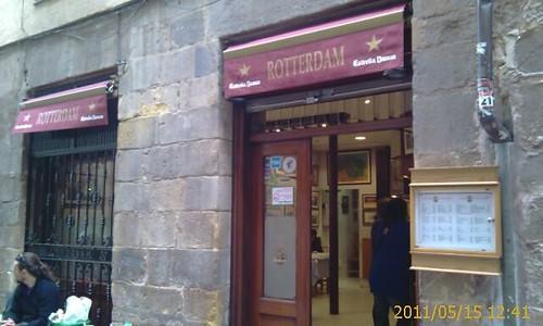 Entrada Rotterdam Bar Bilbao by LaVisitaComunicacion