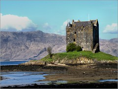 Castle Stalker (Ben.Allison36) Tags: castle castles scotland scottish stalker
