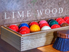 37 Points (Nick Fewings 4.5 Million Views) Tags: nickfewings brush hampshire newforest limewood uk pastime sport game cue snooker balls black pink blue brown green yellow red colorful color colourful colour