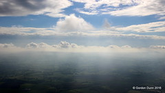 IMG_3554 (ppg_pelgis) Tags: omagh northern ireland aerial photo ppg paraglider uk tyrone sky clouds inversion layer