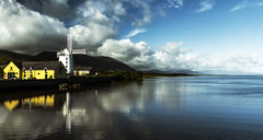 The Blennerville Windmill (whidom88) Tags: windmill kerry ireland reflection