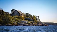 Sankta Anna Capella Ecumenica Archipelago of Baltic Sea in Sweden (SwedishPhotoBear) Tags: canon autumn stersjn balticsea sweden capellaecumenica sanktaanna skrgrd archipelago church