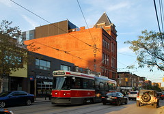 Broadview Hotel (Marcanadian) Tags: toronto ontario canada downtown city architecture building autumn fall 2016 broadview hotel queen street east avenue jillys streetcar developments historic