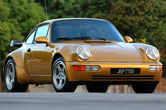 Old is Gold (Infinite Legends) Tags: porsche 911 turbo classic vintage aircooled air cool 964 993 ruf protomotive fvd car canon eos eos70d 70d 70300 sunset malaysia