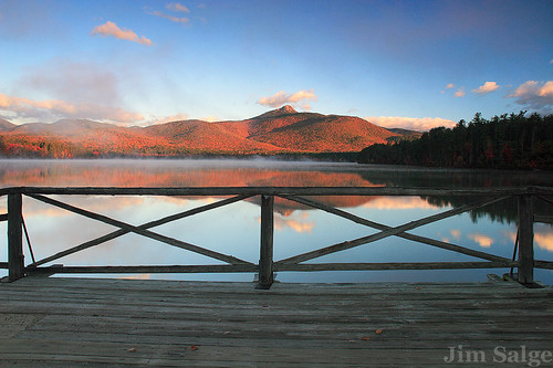 The Chocorua Bridge...