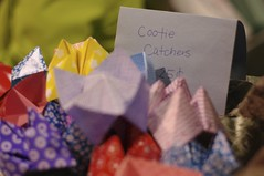 Cootie Catchers!