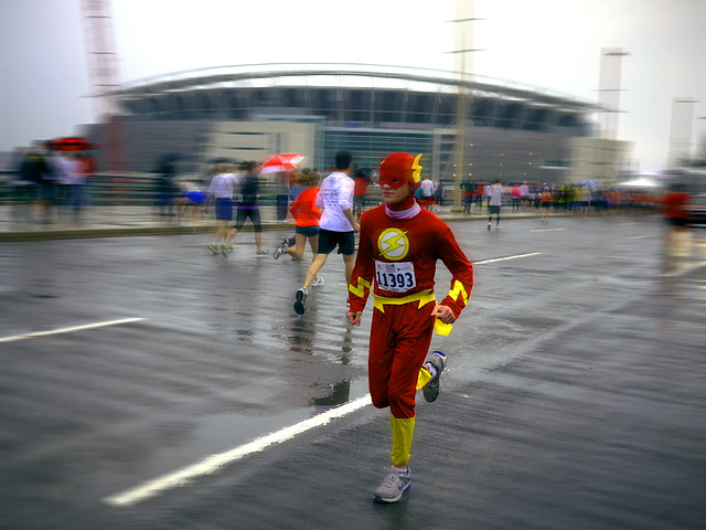 101st Thanksgiving Day Race - 2010