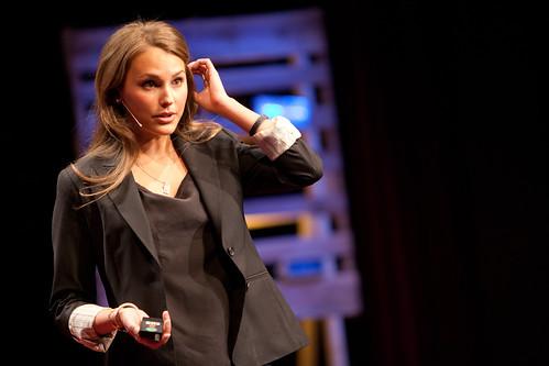 Yael Cohen - TEDx Vancouver 2010 - West Vancouver, BC