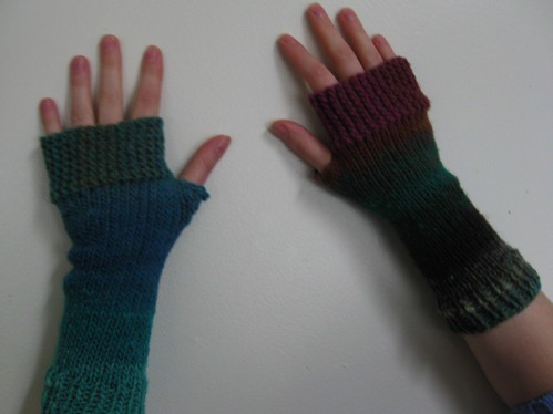 Noro Camp Out Fingerless Mitts