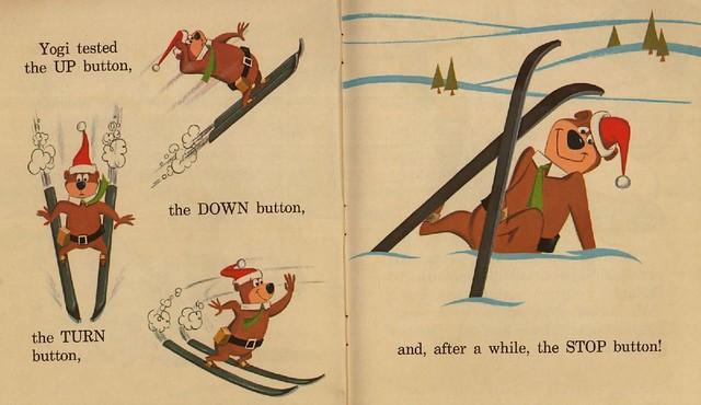 Yogi Bear Helps Santa011