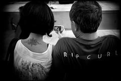 * () Tags: street leica film singapore rangefinder smiley esplanade expired m6 agfavista100 rf