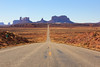 Mile Marker 13 US 163 Road to Monument Valley (sameermundkur) Tags: utah monumentvalley milemarker13 forrestgumppoint