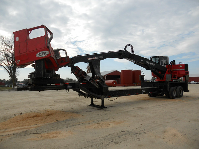 2007 Prentice 2384 loader for sale at wwwforestryfirstcom by Forestry First