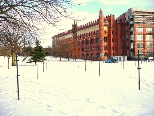 Templeton Carpet Factory, Glasgow Green
