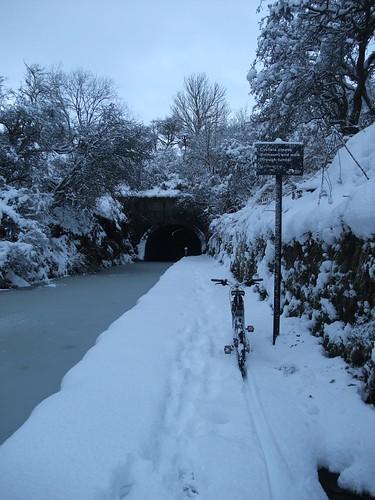 Frozen Canal 301110