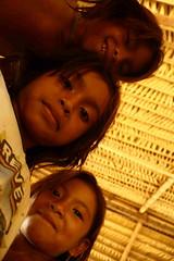 Munduruku girls in Birib Village (vekho) Tags: amazonia indigenouschildren munduruku