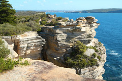 Sydney The Gap and Bondi Beach