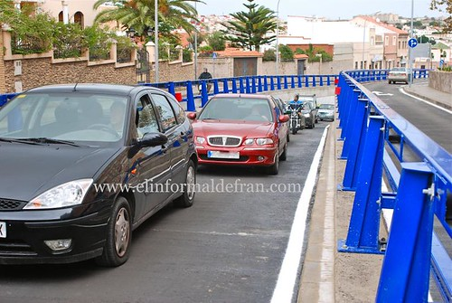 Inauguración Tunel Alfonso XIII Melilla 02-12-2010