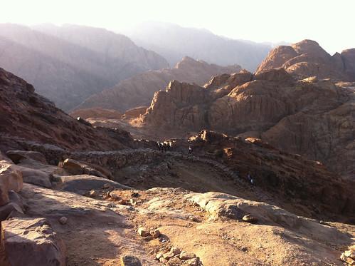 Mt. Sinai.