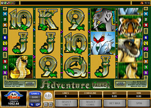 Adventure Palace slot game online review