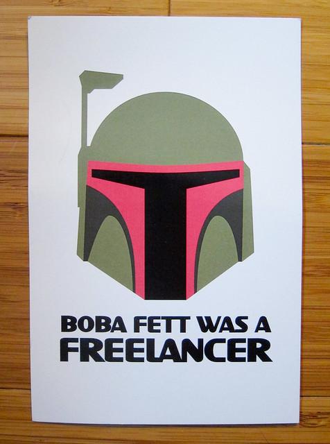 Boba Fett Was A Freelancer