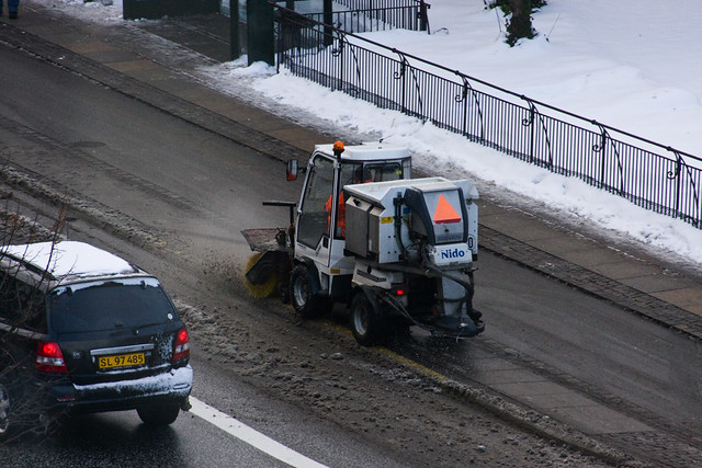 Copenhagen Snow Clearance