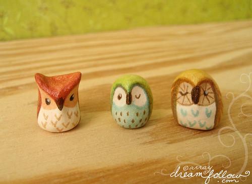 3 leetle owls