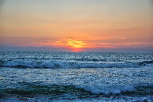 Ocaso en la playa (10)