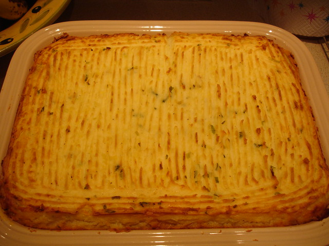 Mr JK's cottage pie (2)