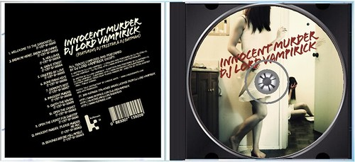 grafica Innocent Murder (interno)