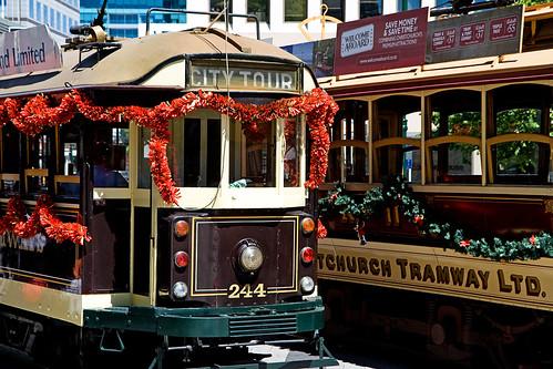 christchurch tram1