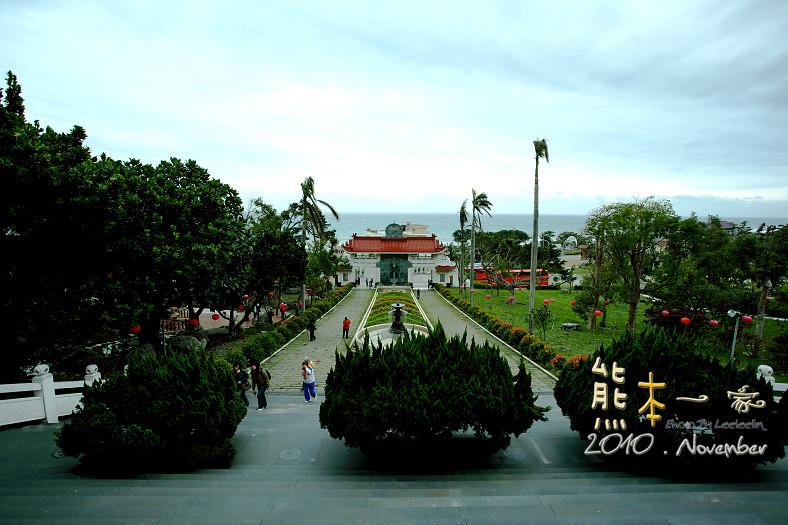 鹽寮和南寺|台鐵郵輪光豐公路山海戀之旅|花蓮景點