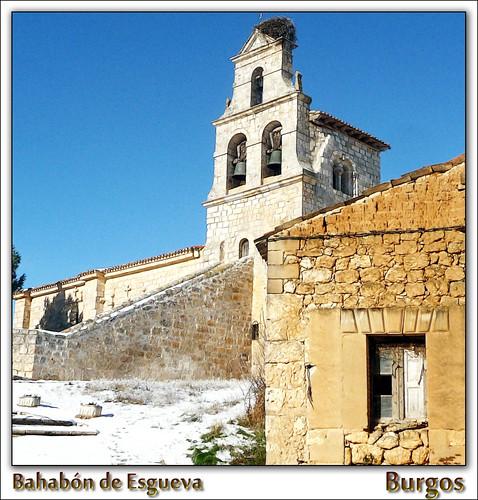 Bahabón de Esgueva. Burgos