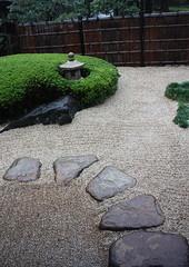 small garden (mevrain) Tags: japan tokyo teahouse
