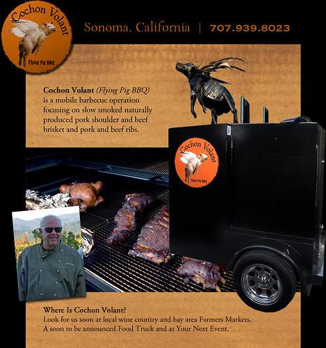 Cochon Volant Flying Pig BBQ