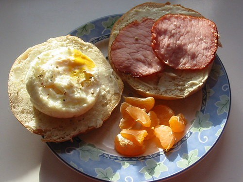 Egg Sarnie