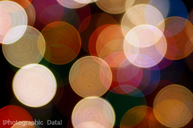 holiday bokeh 3