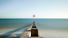 Swanage Groyne (Alistair Haimes) Tags: nopeople coastal seaview tranquilscene southwestcoastalpath southwestcoastpath coastuk gettyimagesuklocation