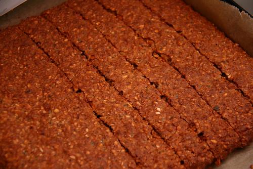 Lebkuchen-Schnitten
