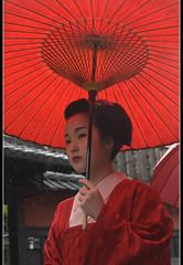 Koto Hajime 2 (leisurewilliams) Tags: japan kyoto dec maiko geiko geisha kimono gion 13 2010 nikond90