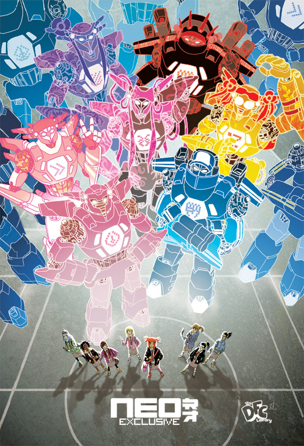 Mo-Bot NEO poster